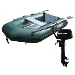 Pack Pneumatique Sun Marine 270 + Mercury 3.5cv