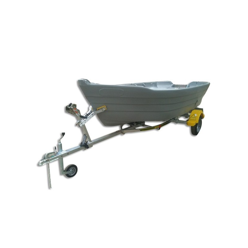 pack ria 430 remorque sp ciale ria barque de p che distributeur vente barque peche. Black Bedroom Furniture Sets. Home Design Ideas