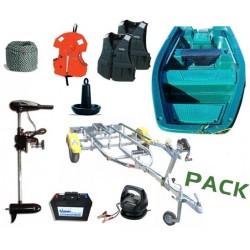 Pack Armor Armor 400+ remorque RIA + Rhino 54 + batterie + accessoires