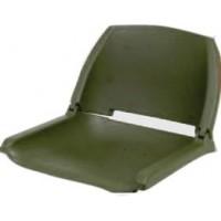 Siège simple Armor vert avec platine