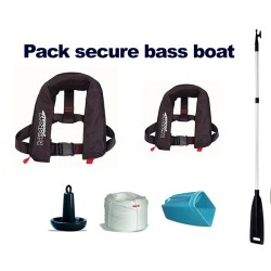 Boutique Pack sécurité bass boat