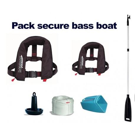Pack sécurité bass boat