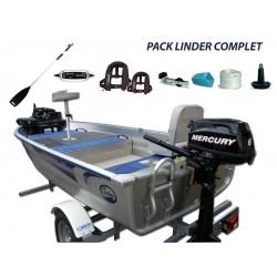 Boutique PACK Linder 355 Sportsman accessoires