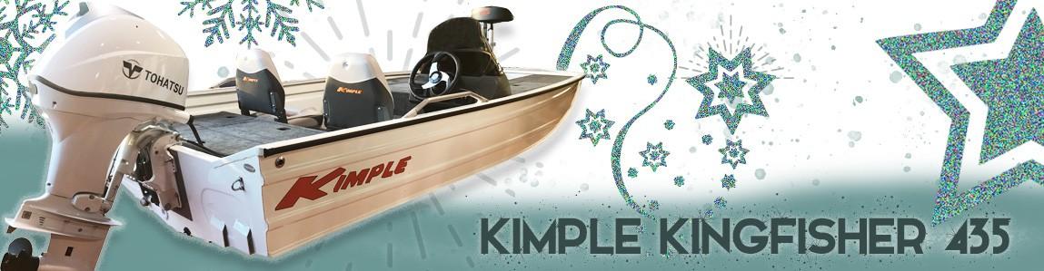 kimple kingfisher 435