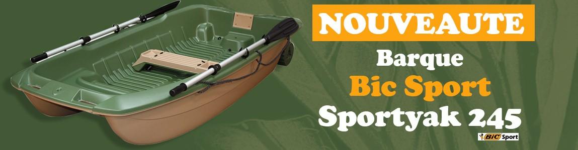 barque bic sport sportak 245