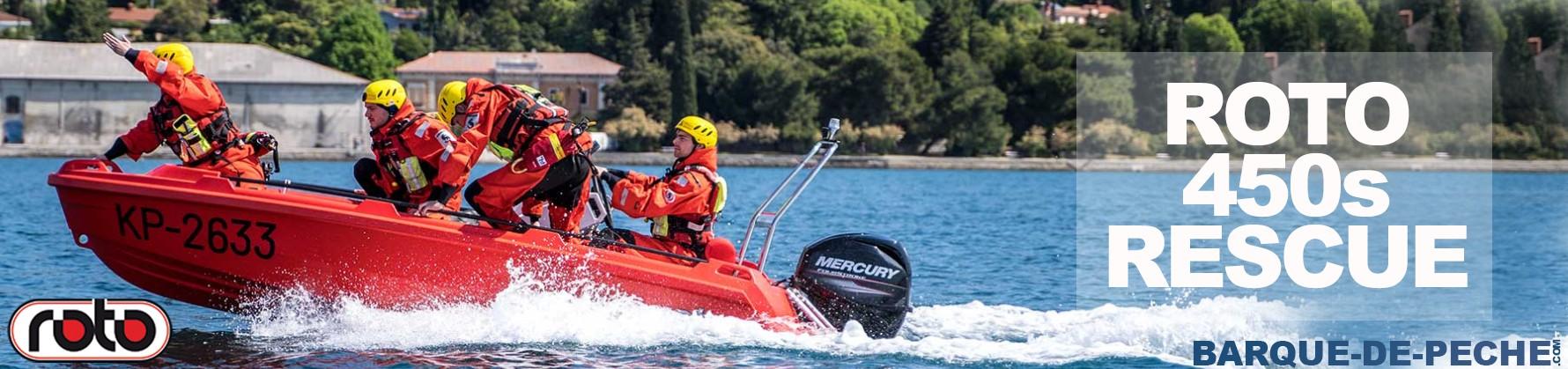 bateau roto 450 s rescue